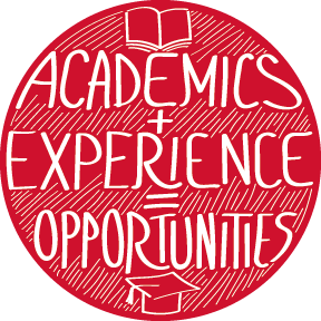 Academics + Experiences = Opportunities