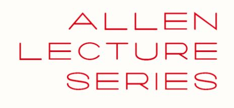 Allen Lecture Series name