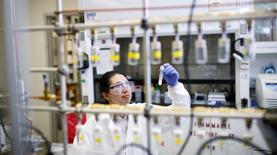 Nebraska biochemist explores role of proteins in health