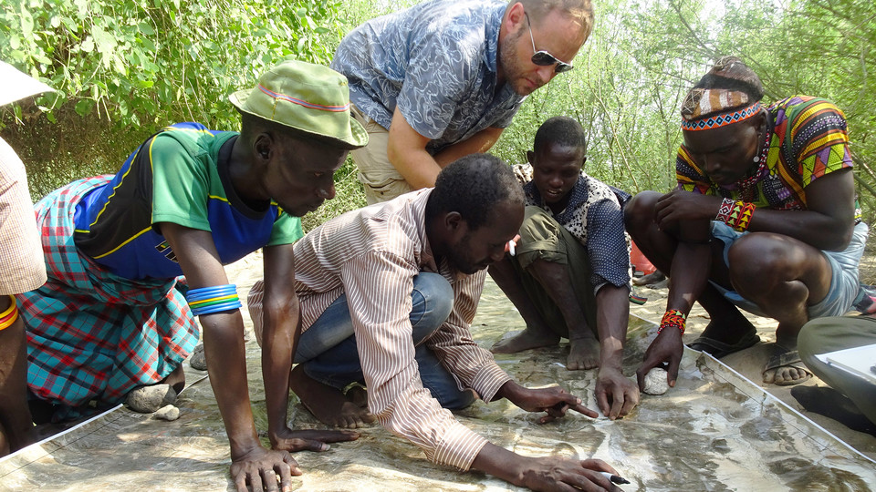 Nebraska leading international team studying socio-ecological systems in Kenya