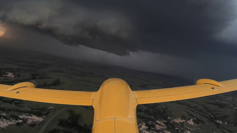 Drones to soar in search of tornado triggers