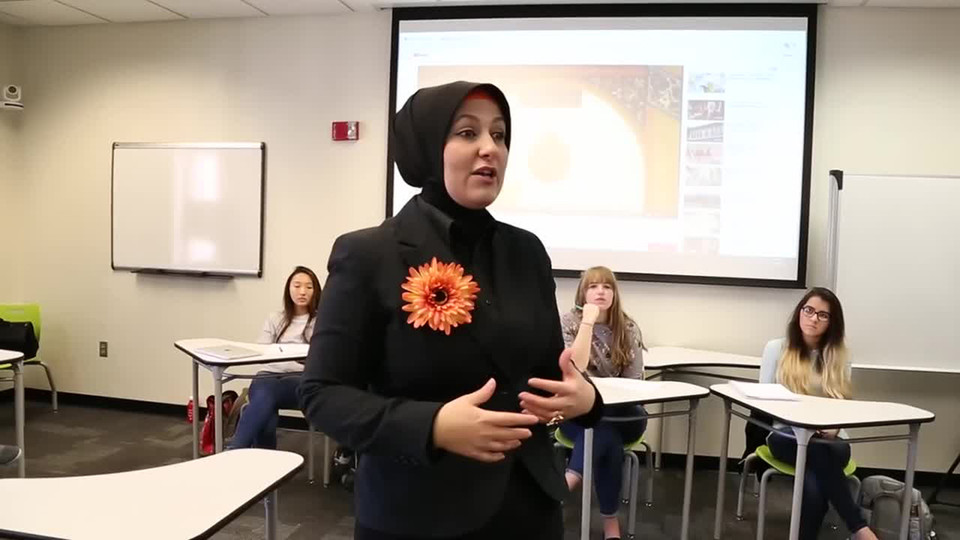 'Women in the Qur'an' launches Nebraska's Global Virtual Project