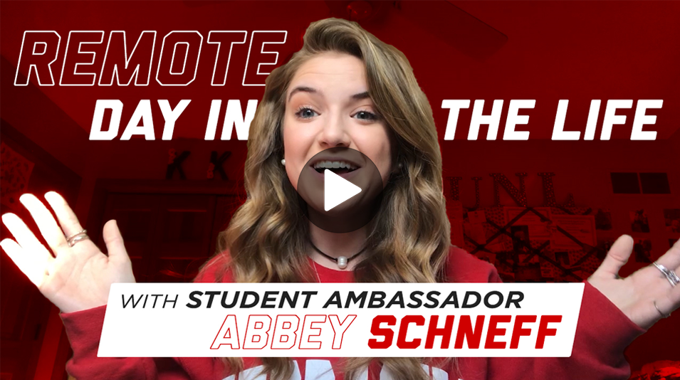 Abbey Schneff Day in the life video