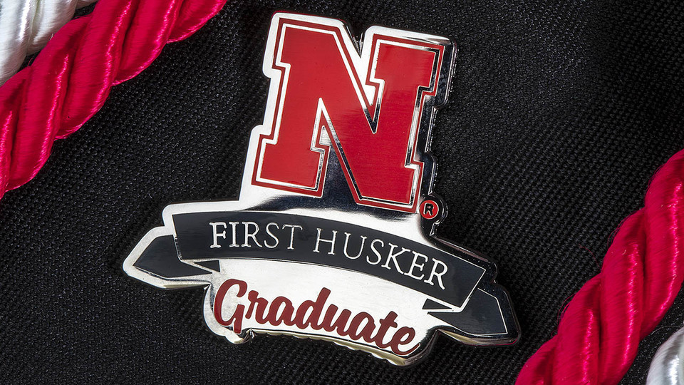 Ten CAS students are inaugural First Husker graduates