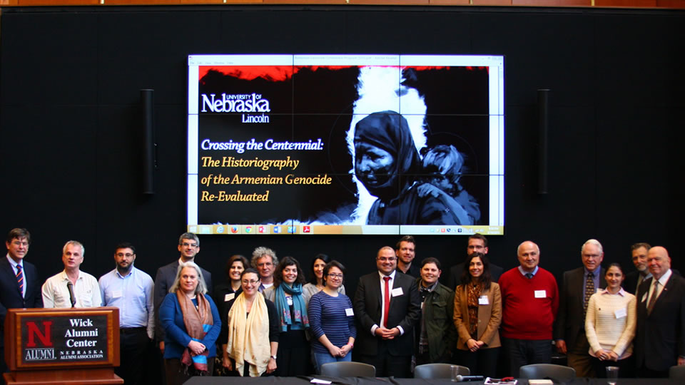 Photo Credit: Armenian Conference group