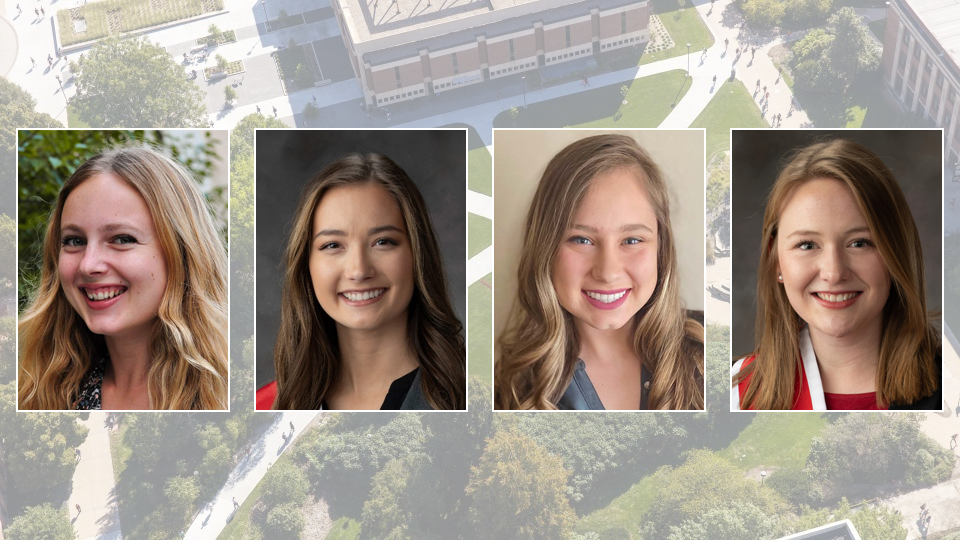 Students, alumni receive 2020 Fulbright awards