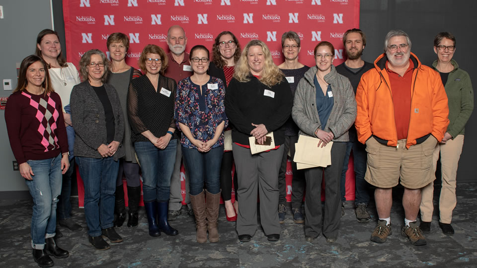 86 faculty, staff receive Parents' Recognition Awards